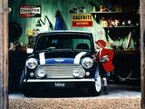 Rover Mini Cooper UK-spec (ADO20) 1990–2000 wallpapers