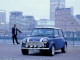 Rover Mini Cooper S Final Edition UK-spec (ADO20) 2000 images