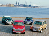 Rover Mini Final Edition family 2000 wallpapers