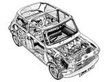 Photos of Austin Mini (ADO15) 1959–69
