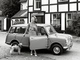 Photos of Morris Mini Traveller (ADO15) 1960–69