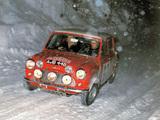 Photos of Morris Mini Cooper S Rally (ADO15) 1964–68