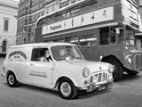 Pictures of Morris Mini Van (ADO15) 1960–69