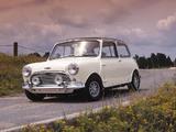 Pictures of Austin Mini Cooper (ADO15) 1961–69