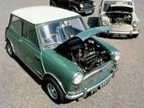 Pictures of Austin Mini Cooper S (ADO15) 1963–68