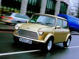 Rover Mini Knightsbridge Final Edition (ADO20) 2000 wallpapers