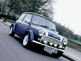 Rover Mini Cooper S Final Edition UK-spec (ADO20) 2000 wallpapers