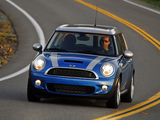 Images of MINI Cooper S Clubman US-spec (R55) 2007–10