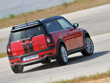 Images of MINI John Cooper Works Clubman (R55) 2008–10