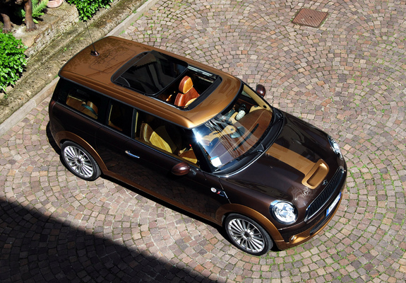 Images Of Aznom Mini Cooper S Clubman Chateau R55 2008