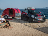 Images of MINI Cooper S Clubman Accessorized (R55) 2012