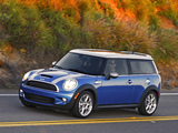 MINI Cooper S Clubman US-spec (R55) 2007–10 images