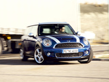 MINI Cooper S Clubman (R55) 2007–10 photos