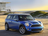 MINI Cooper S Clubman US-spec (R55) 2007–10 photos