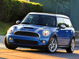 MINI Cooper S Clubman US-spec (R55) 2007–10 pictures