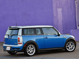 MINI Cooper S Clubman US-spec (R55) 2007–10 wallpapers