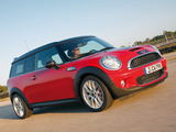 MINI John Cooper Works Clubman (R55) 2008–10 images