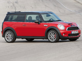 MINI John Cooper Works Clubman (R55) 2008–10 photos