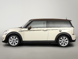 MINI Cooper S Clubman Hyde Park (R55) 2012 pictures