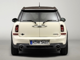 Photos of MINI Cooper S Clubman Hyde Park (R55) 2012