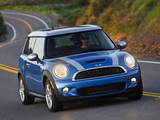 Pictures of MINI Cooper S Clubman US-spec (R55) 2007–10