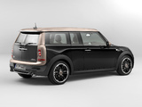 Pictures of MINI Cooper S Clubman Bond Street (R55) 2013
