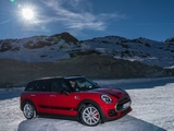 Pictures of MINI John Cooper Works Clubman (F54) 2016