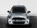 MINI One D Clubman (R55) 2010 wallpapers