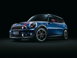 MINI Cooper S Clubman 50 Hampton JP-spec (R55) 2011 wallpapers