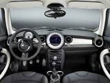 MINI Cooper S Clubman Hyde Park (R55) 2012 wallpapers