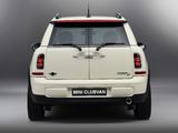 Images of MINI Cooper D Clubvan UK-spec (R55) 2012