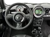 MINI Cooper Clubvan (R55) 2012 photos