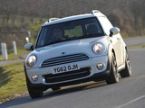 MINI Cooper D Clubvan UK-spec (R55) 2012 photos