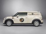 MINI Cooper Clubvan (R55) 2012 pictures