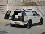MINI Cooper D Clubvan UK-spec (R55) 2012 wallpapers
