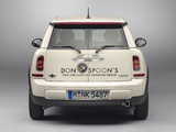 MINI Cooper Clubvan (R55) 2012 wallpapers