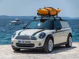 MINI Cooper Clubvan Accessorized (R55) 2013 images