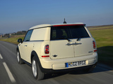 Pictures of MINI Cooper Clubvan (R55) 2012