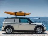 MINI Cooper Clubvan Accessorized (R55) 2013 wallpapers