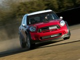 Images of Mini Countryman John Cooper Works S2000 Prototype (R60) 2011