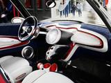 Mini Rocketman Concept 2011 wallpapers