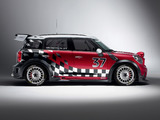 Pictures of Mini Countryman John Cooper Works WRC Prototype (R60) 2010