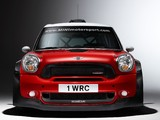 Mini Countryman John Cooper Works S2000 Prototype (R60) 2011 wallpapers