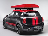 Images of Mini Cooper S Countryman All4 Accessorized (R60) 2010
