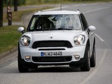 Images of Mini Cooper S Countryman All4 (R60) 2010–13