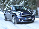 Images of Mini Cooper D Countryman All4 (R60) 2010–13