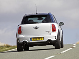 Images of Mini Cooper SD Countryman All4 UK-spec (R60) 2011–13