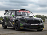 Images of Mini John Cooper Works Countryman Rallycross (R60) 2013