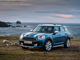 Images of MINI Cooper S Countryman ALL4 Exterior Optic Pack (F60) 2017