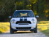 Mini Cooper S Countryman All4 US-spec (R60) 2010–13 images